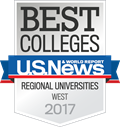 U S News and World Ranks Regis University